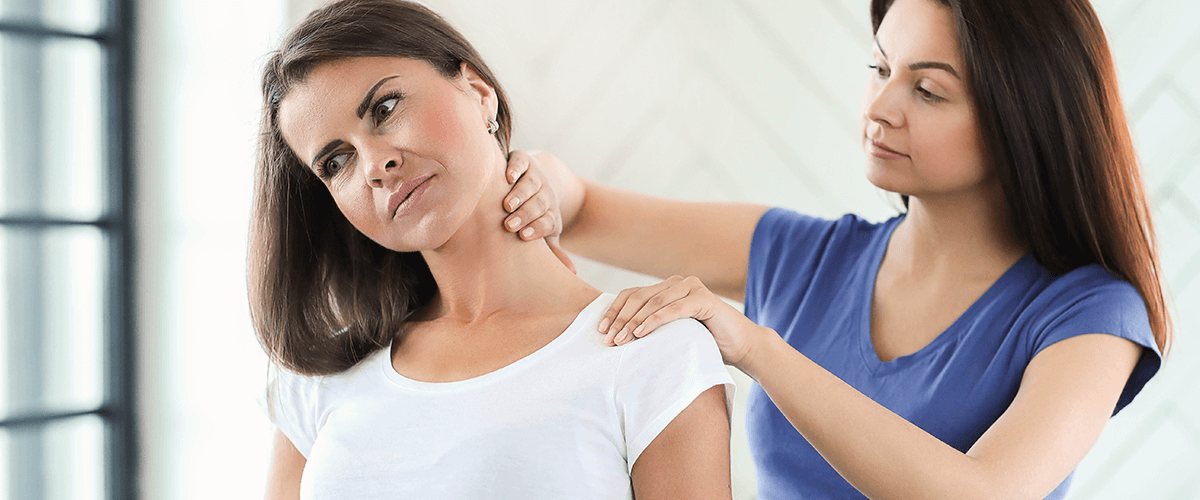 Body Mechanics and Personal Habits Can Cause Neck Pain